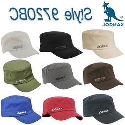 NEW Authentic Mens Kangol Flexfit Cotton Twill Army Cap Hat