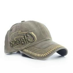 New King Star Classic Embroidery Cotton Hats Outdoor Sports