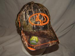NEW Mossy Oak Hat Slouch Cap Hunting Camo Scent Control Stre