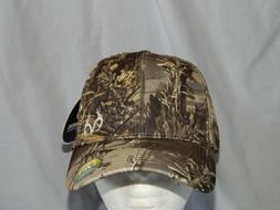 NEW Realtree Hat Stretch Fit Slouch Cap Camo Hunting Scent C
