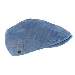 New Epoch Hats Company Men's 6 Panel Tweed Ivy Cap