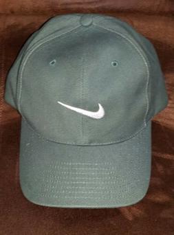 NEW Nike Pro Swoosh Classic Green Snapback Hat      M2