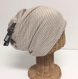 New Women Knit Beanie Hats Soft Caps Neck Warmer Head wrap S