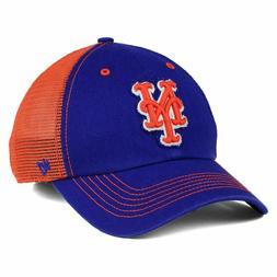 New York Mets MLB '47 Brand Taylor Closer 2-Tone Cap Hat Mes