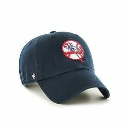 New York Yankees 47 Brand MLB Strapback Adjustable Cap Hat N