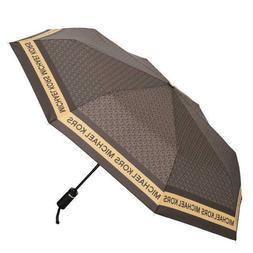 Michael Kors Novelty Umbrella Nylon Winter Rain MK Signature