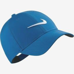 NWT NIKE 892651 406 ADULT UNISEX LEGACEY 91 PHOTO BLUE ADJUS