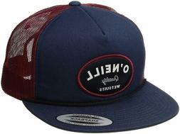 O'Neill Men's Logo Trucker Snapback Hat,