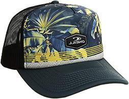 O'Neill Men's Logo Trucker Snapback Hat, Hoover Dark Navy, O