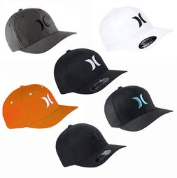 HURLEY One and Only Flexfit hat cap beanie snapback surf fle