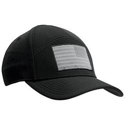 5.11 Men's Operator 2.0 Cap, Black, Large/X-Large