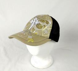 Original Vintage KBETHOS Hat Trucker Cap Cross w/ Fleur De L