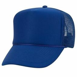 OTTO Polyester Foam Front 5 Panel High Crown Mesh Back Truck