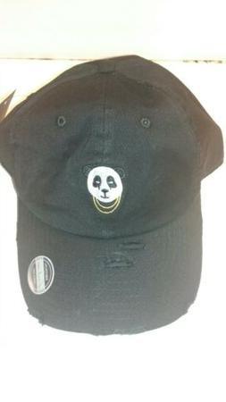 Panda Dad Hat Baseball Cap Unconstructed - KBETHOS- NWT