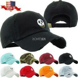 Panda Dad Hat Baseball Cap Unconstructed - KBETHOS