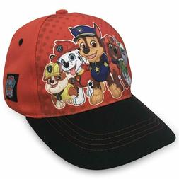 Paw Patrol Boys Cotton Baseball Cap Adjustable Hat Kids Gift