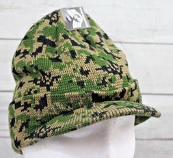 Rapid Dominance Plain Beanie Camouflage Hat Cap Winter Ski H