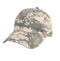 Rothco Kids Low Profile Cap - Acu Digital Camo