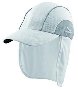 Headsweats Protech Hat, White/Grey
