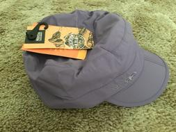 Outdoor Research Radar Pocket Cap, Pewter, Medium
