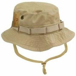 RAPDOM Boonies Cap Bucket Hat Hunting Army Safari Color Choi