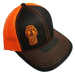 Richardson Kenworth Logo Snapback Hat, Trucker Cap, Custom H