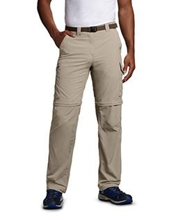 Columbia Silver Ridge Convertible Pant, 42x30, Fossil