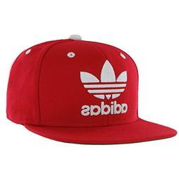 adidas Originals Mens Men's originals snapback flatbrim cap,