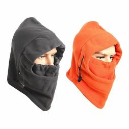 Snow Winter Warm Hats For Men And Women Windproof Anti-sand