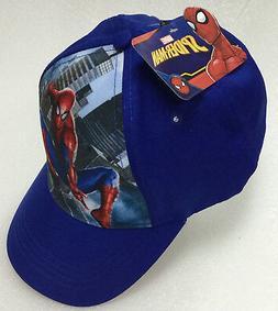 Spiderman Marvel Boys Baseball Cap Toddler Children Hat
