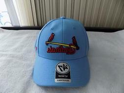 St Louis Cardinals 47 Brand Baseball Hat Cooperstown MVP Adj