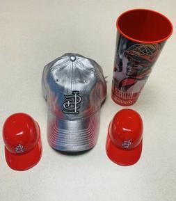 St. Louis Cardinals '47 Women's Hat, Commerative Cup Yad