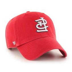 St. Louis Cardinals 47 Brand Clean Up Adjustable Field Class