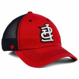 St. Louis Cardinals MLB 47 Brand Taylor Closer 2Tone Cap Hat