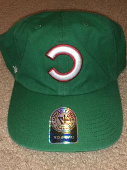 st patricks day chicago cubs hat strapback