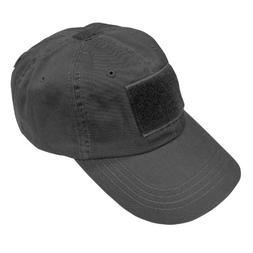 Condor Tactical Cap - BLACK