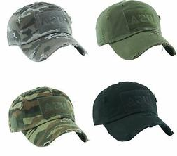 Kbethos Tactical Operator USA Hat Special Forces Army Milita