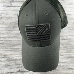 RAPDOM Tactical USA Embroidered Operator Cap, Olive