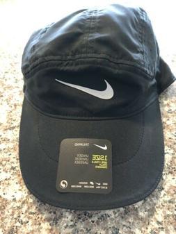 Nike Tailwind Aerobill  Unisex Running Cap Hat - Black