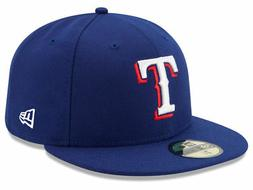 New Era Texas Rangers GAME 59Fifty Fitted Hat  MLB Cap