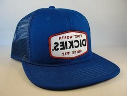 Dickies Trucker Snapback Hat Cap