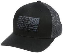 Best U.S. Columbia Men's PFG Mesh Ball Cap, Small/Medium, Bl