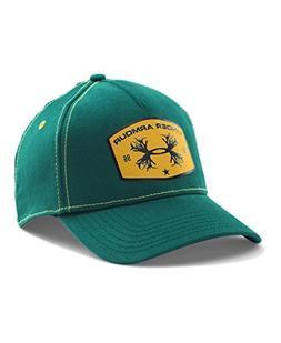 Under Armour Men's UA Antler Patch Cap OS Pine