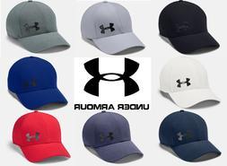Under Armour UA Armour Vent Stretch Fit Core Cap Hat - FREE