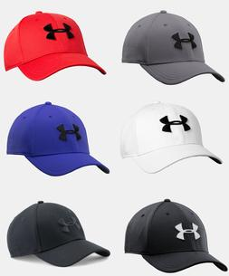 New Under Armour UA Blitzing II Stretch Fit Hat #1254123 Men