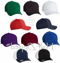 Flexfit Ultrafiber Cap with Air Mesh Sides Fitted Baseball T