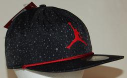 Nike Unisex Air Jordan Pro Poolside Jumpman Air Cap / Hat Sn