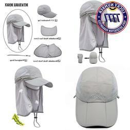 Ellewin Unisex Baseball Cap Upf 50 Unstructured Hat With Fol