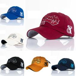 Unisex Men Women Baseball Cap Embroidered Snapback Hip-Hop H