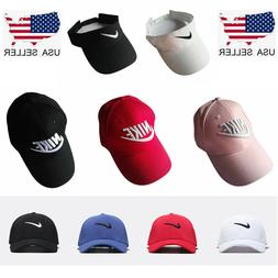 Unisex Nike Caps Embroidered Baseball Cap Classic Adjustable